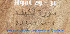 Tafsiirka Quraanka Surah Al-Kahf (29-31)