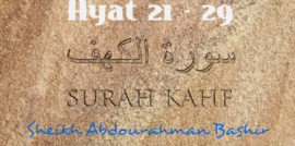 Tafsiirka Quraanka Surah Al-Kahf (21-29)