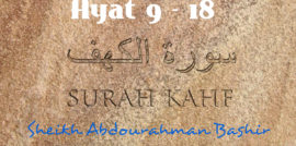 Tafsiirka Quraanka Surah Al-Kahf (9-18)
