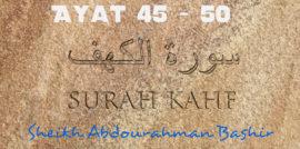 Tafsiirka Quraanka Surah Al-Kahf (51-59)
