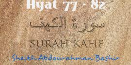 Tafsiirka Quraanka Surah Al-Kahf (77-82)
