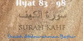 Tafsiirka Quraanka Surah Al-Kahf (83-98)