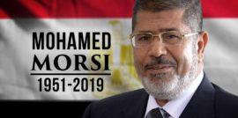 President of Egypt Dr. Mohamed Morsi